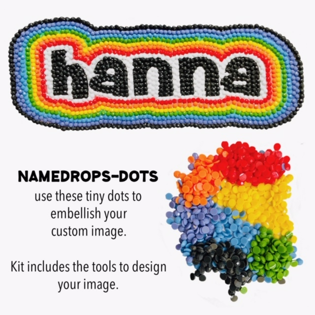 NAMEDROPS DOTS (CUSTOM)
