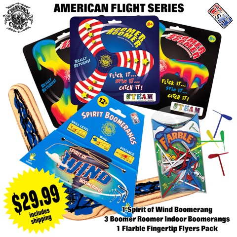 ACTIVITY SET-FLIGHT SERIES