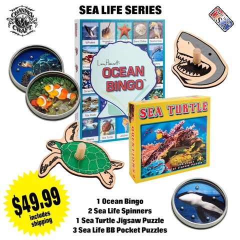 ACTIVITY SET-SEAL LIFE